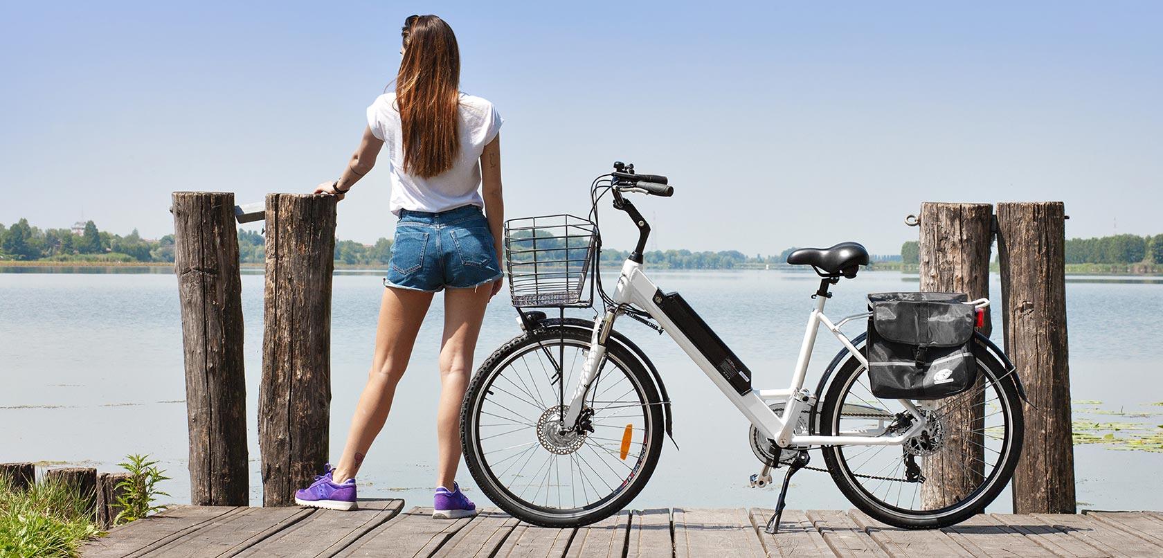 cityenergy bicicletta a pedalata assistita - Wy bicicletta elettrica