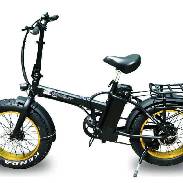 nuova sprint bici pieghevole