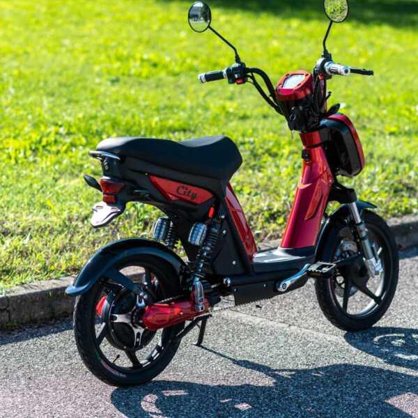 city – rosso – wy biciclette elettriche-4218