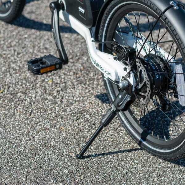 paris bicicletta pieghevole a pedalata assistita – bianco – wy biciclette elettriche-4261