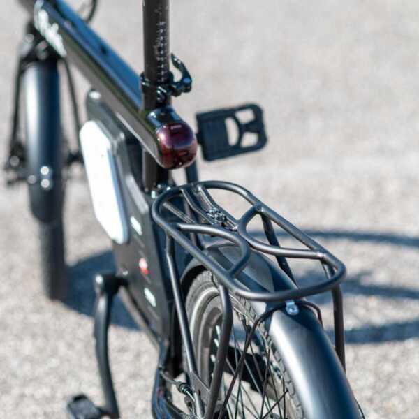 paris bicicletta pieghevole a pedalata assistita – nero – wy biciclette elettriche-4273