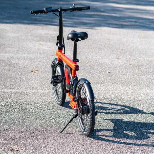 paris bicicletta pieghevole a pedalata assistita – rosso – wy biciclette elettriche-4280
